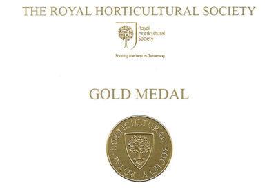 RHS Gold Medal Winning Garden Designer Based In Cheshire.