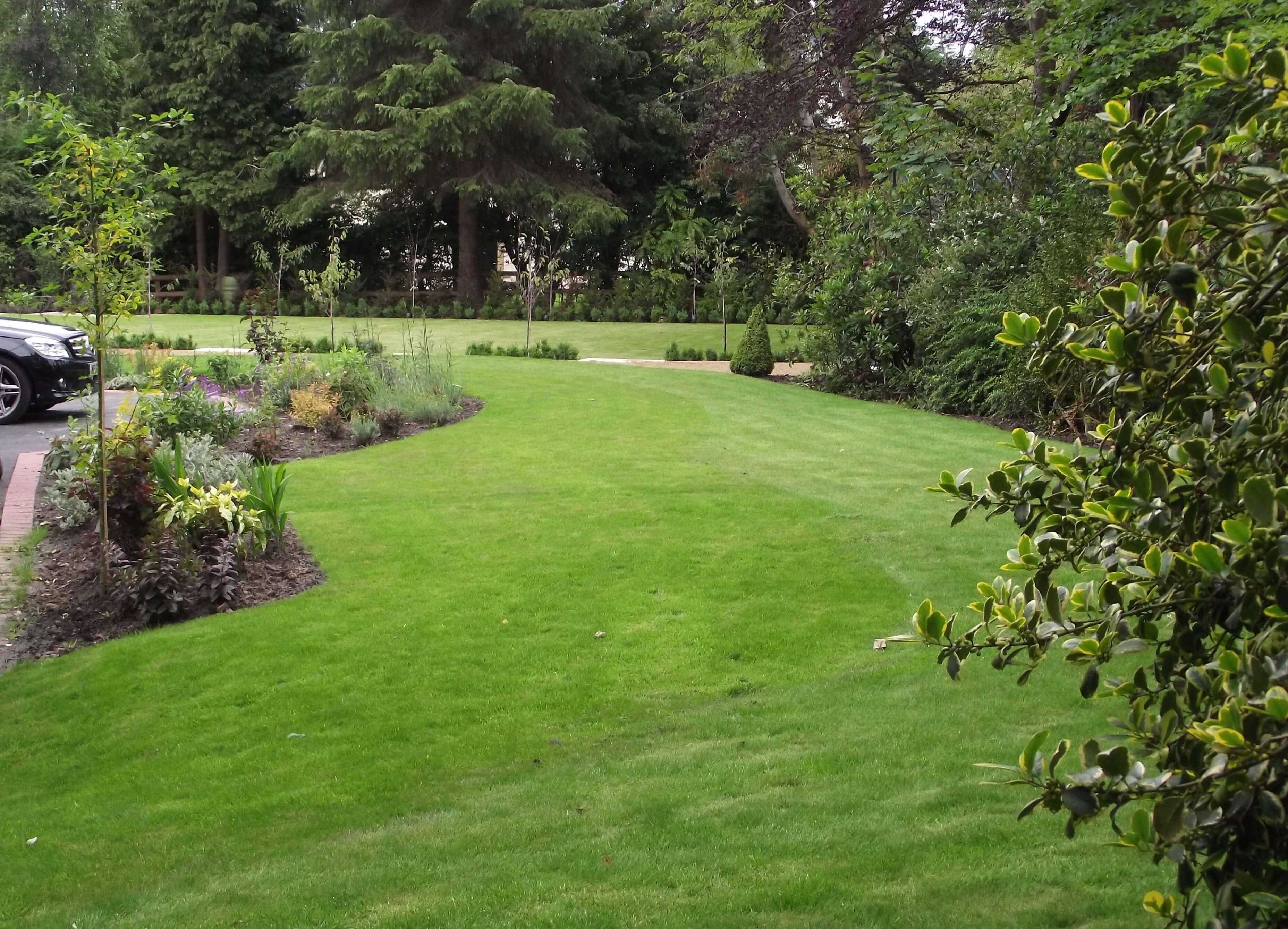 Landscape Design In Cheshire, Manchester & Lancashire.