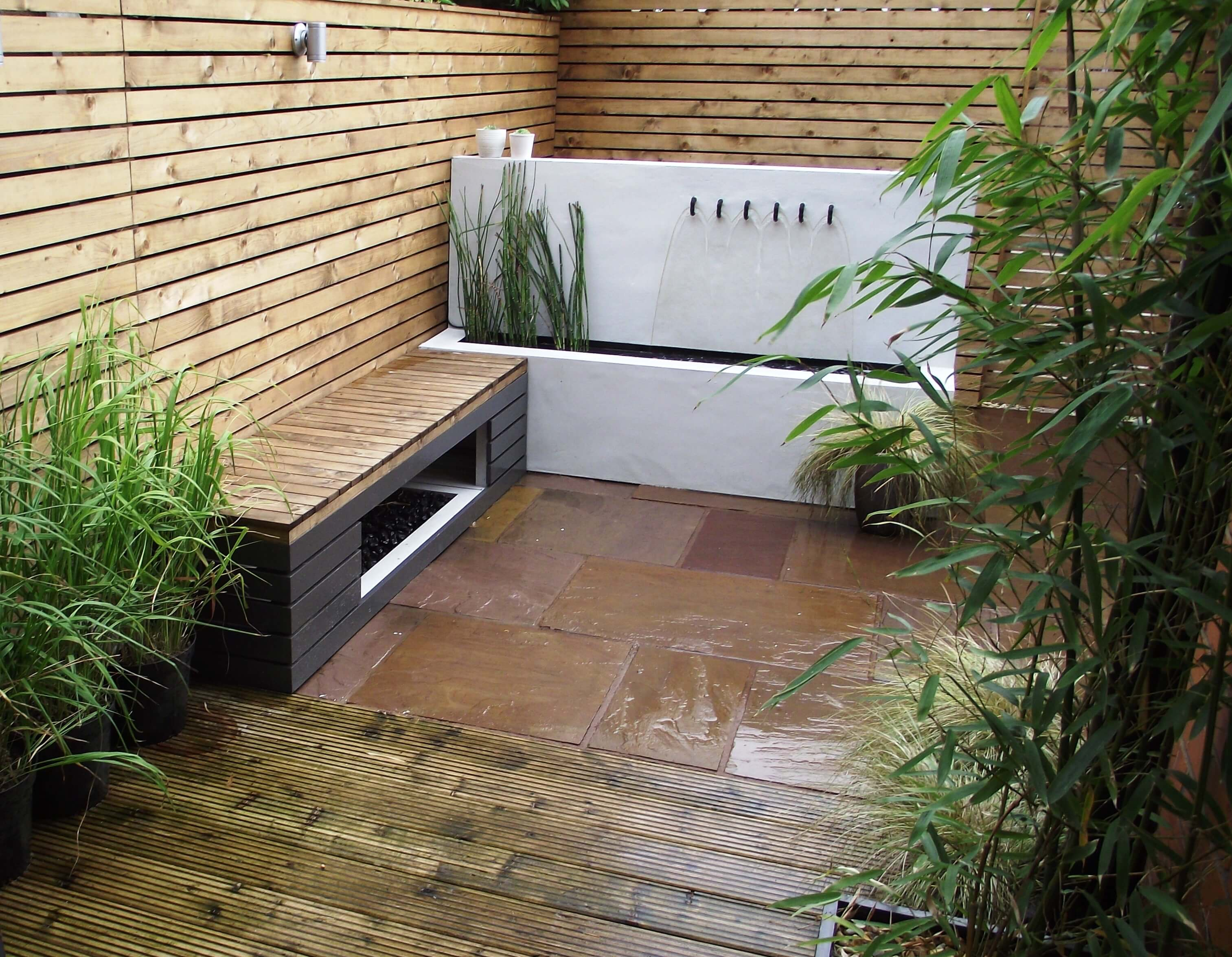 Front and Back Garden Design in Hale Cheshire