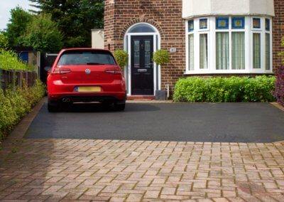 Driveway Design In Manchester & Cheshire.