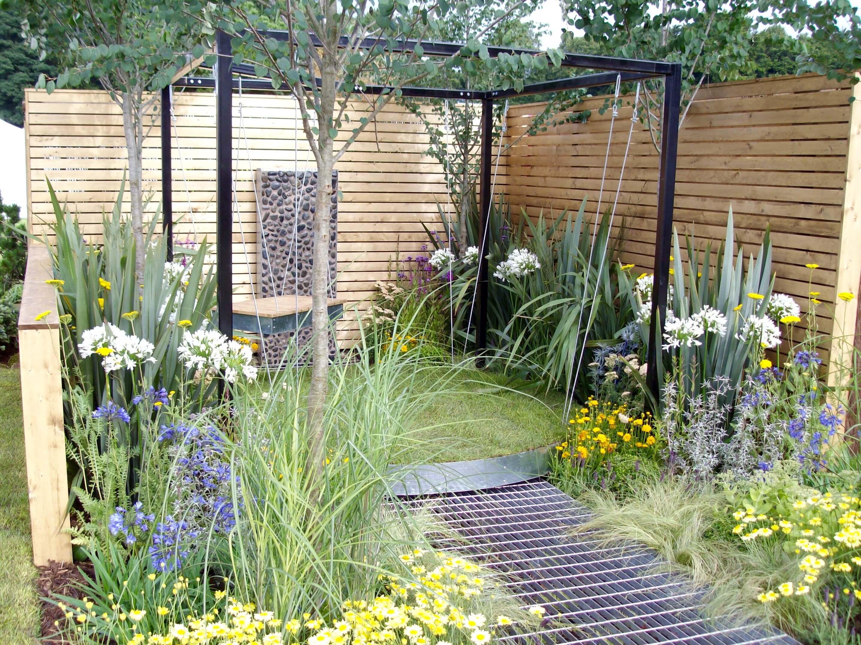 rhs, award, winning, garden, design, designer, david dixon, tatton, park, flower, show, knutsford, cheshire, manchester, 3